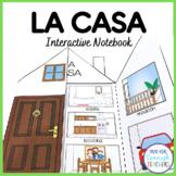 La Casa / House Interactive Notebook