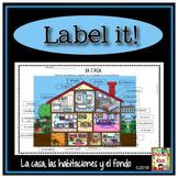 La Casa -Labeling