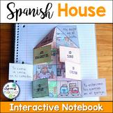 La Casa (The House) Spanish Interactive Notebook Activity