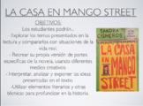 La Casa en Mango Street Complete 6-8 week Unit