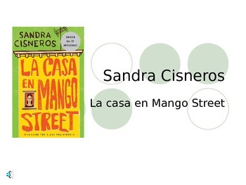 La Casa en Mango Street | Sandra Cisneros