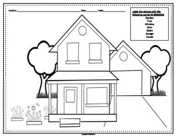 La Casa y los muebles- Inside & Outside