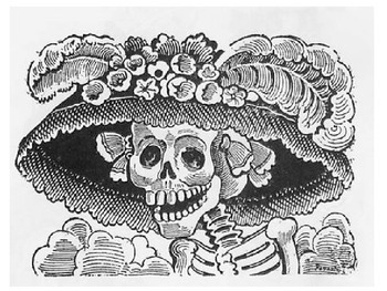La Catrina - Day of the Dead Powerpoint