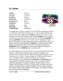 La Catrina Lectura y Cultura: Spanish Reading on La Catrina / Day of the Dead