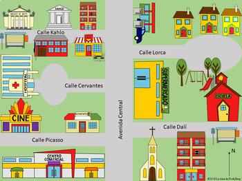 La Ciudad Activities Bundle
