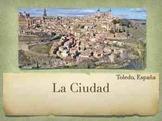 La Ciudad - Spanish Places in City & Transportacion and Simple Future week unit