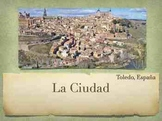 La Ciudad - Spanish Places in City & Transportacion and Si