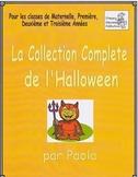 La Collection complète de l'Halloween Immersion M-1-2  F30