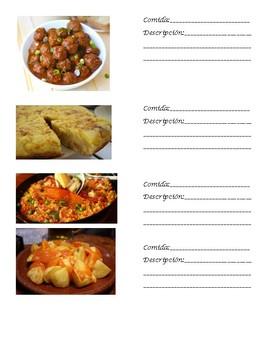 La Comida Española
