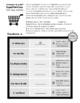 La Comida: Food Info-Gap Speaking Activity