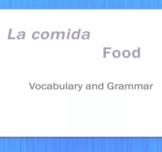 La Comida - Food - Video Tutorial