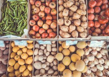 La Comida - Food - Worksheet