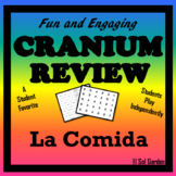 La Comida - Food in Spanish - Cranium Review