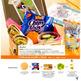 La Comida/Kraft  Reading Packet