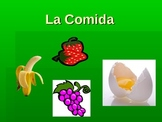 La Comida: Learning all about Food for Spanish Elementary