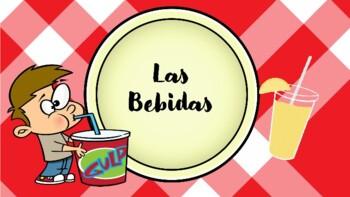 La Comida - ¿Qué te gusta comer a ti? (Presentation with Q&A)