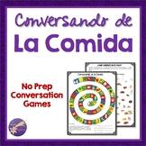 La Comida, Spanish Conversation, Games, Vocabulary, Intera