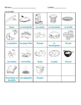 La Comida - Spanish Food