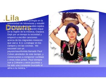 La Comunidad Hispana: Lila Downs y La Llorona