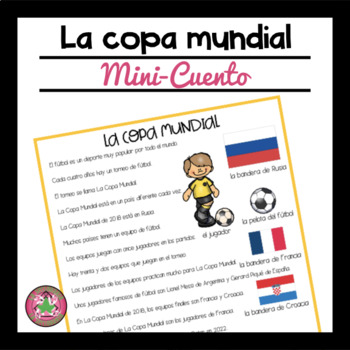 La Copa Mundial Reading Comprehension Passage and Questions