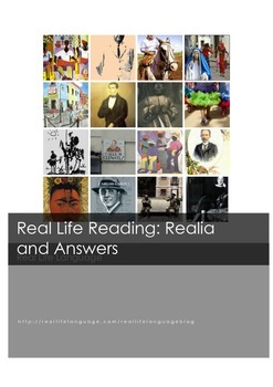 Real Life Reading