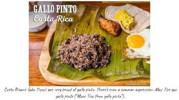 La Cultura Tica - peak into Costa Rican food, Playa Panamá and transportation