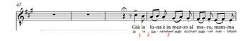 La Danza Pronunciation Guide