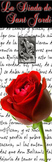 La Diada de Sant Jordi/ El Día de San Jorge / Saint George