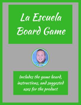 La Escuela Board Game
