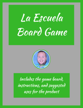 La Escuela Giant Board Game