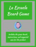 La Escuela Giant Board Game