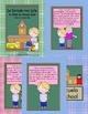 La Escuela - Book and classroom labels in Spanish