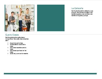 La Escuela Pamphlet Project
