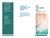 La Escuela Pamphlet Project
