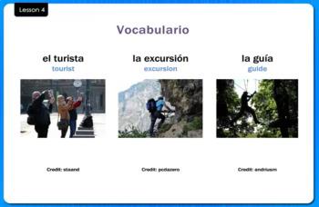 La Excursión - Excursion - Video Tutorial