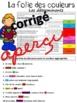 La FOLIE des couleurs - Adjectifs, noms ou verbes? Les déterminants