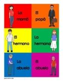 La Familia en Español | The Family in Spanish