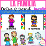La Familia BUNDLE. Family in Spanish. DISTANCE LEARNING &