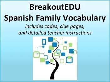 La Familia BreakoutEDU