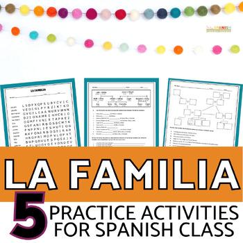 La Familia-Family BUNDLE