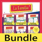 La Familia | Family | Spanish Big BUNDLE