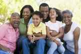 La Familia Moderna- an informational reading in Spanish for beginners