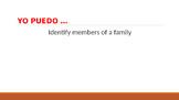 La Familia Notes (The Family)