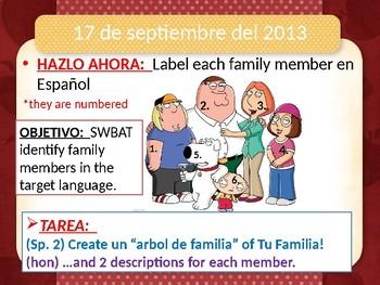 La Familia PPT