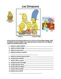 La Familia Partner Acitivity Simpsons & Family Guy