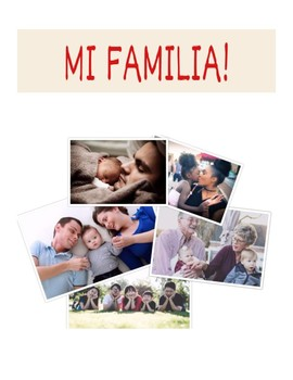 La Familia - Spanish Family Lesson