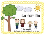 La Familia Spanish Vocabulary