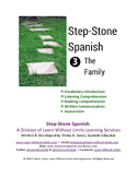 La Familia (The Family) Spanish Unit Lesson Plans