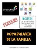 La Familia notes/worksheet