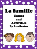 La Famille -Games and Activities